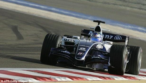 Rosberg Bahrain 2006